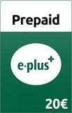E-Plus Prepaid Guthaben [20 Euro]