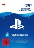 PlayStation Store Guthaben (25 Euro) [Deutschland] [Code]