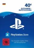 PlayStation Store Guthaben (40 Euro) [Deutschland] [Code]