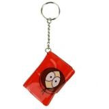 South Park Schlüsselanhänger mit kleinem Notizbuch (Kenny)