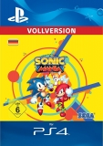 Sonic Mania [Vollversion] [PS4 Code Deutschland]