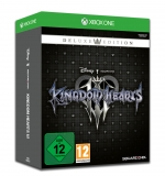 Kingdom Hearts III [Deluxe Edition] {XBox ONE}